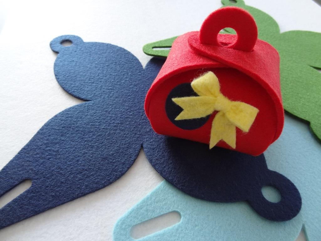 Gift Box, various colors