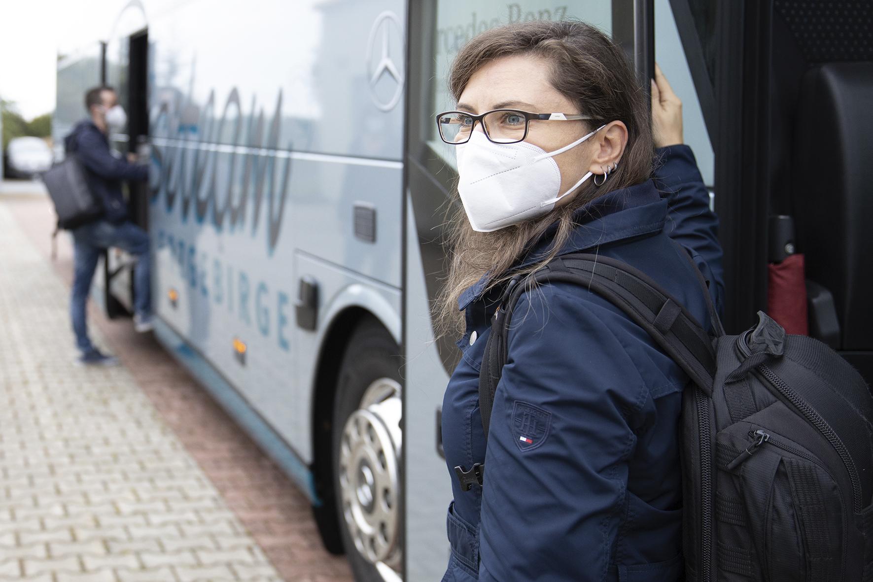 Nora F Schutzmasken mit FFP2-Zertifizierung - 250 Stück