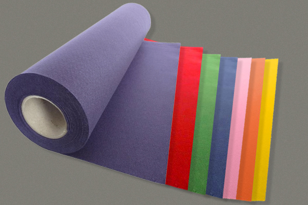 Bastelvlies Laufmeter - Verschiedene Farben