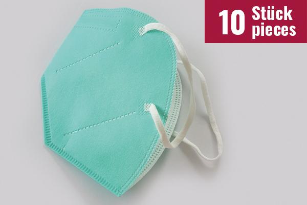 Mund-Nasen-Maske Nora LIGHT Design - 10 Stück