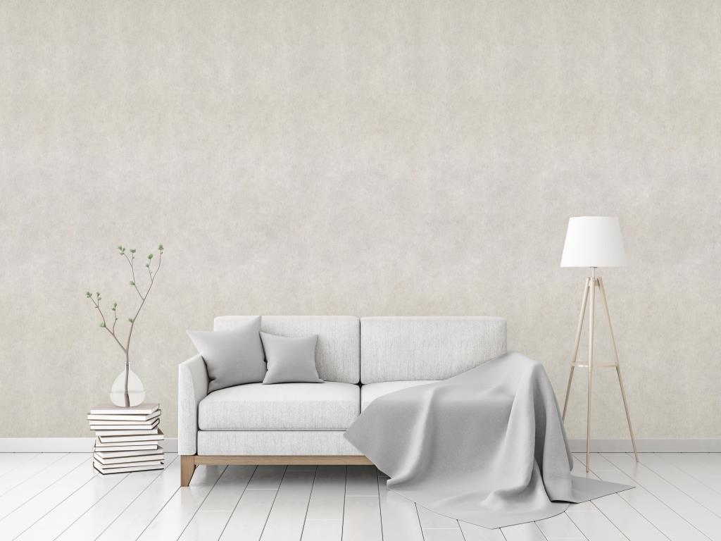 Flax Wallpaper (unicolored) 25 linear meters