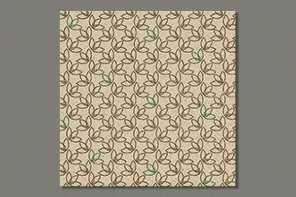 """Lunchservietten """"Leaf pattern"""" 33x33 cm, 25 Stück"""
