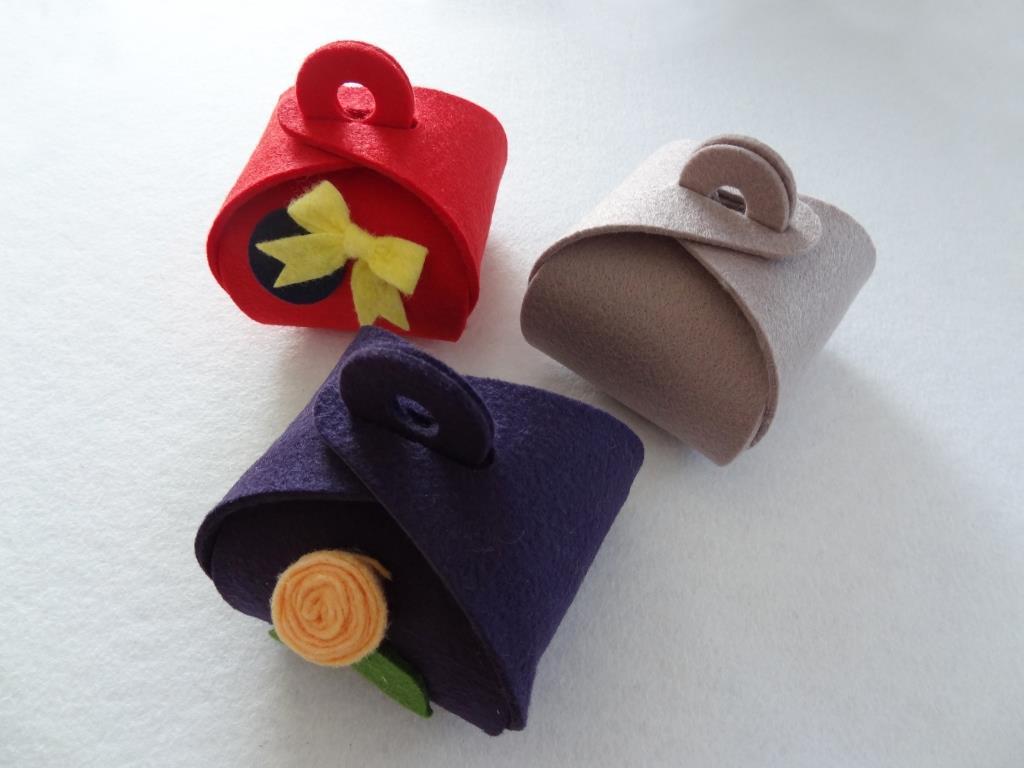 Small Gift Box, various colors